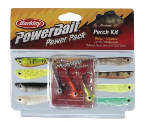 Berkley Perch Pulse / Minnow Pro Pack (11 St.-Pack)