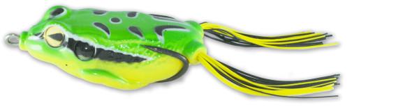 Castaic Frog, weedless Topwater für Wasserpflanzen! (6 Optionen) - Green Frog