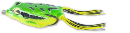 Castaic Frog, weedless Topwater für Wasserpflanzen! (6 Optionen)
