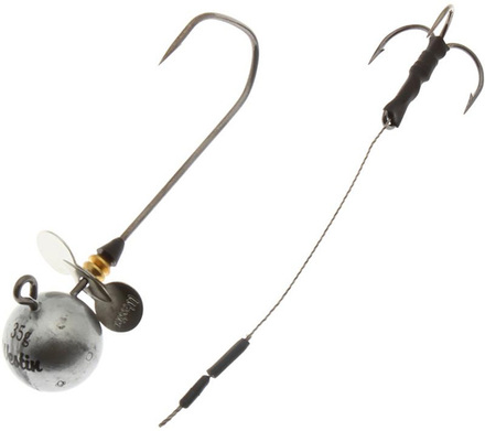 Westin RoundUp Propeller, 2 Stück (2 Optionen)