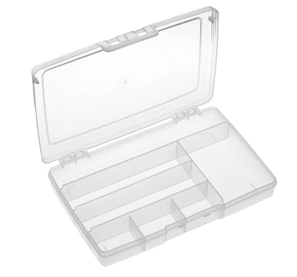Panaro 191 Tacklebox 245x165x40mm (5 Optionen) - 7 Compartimenten