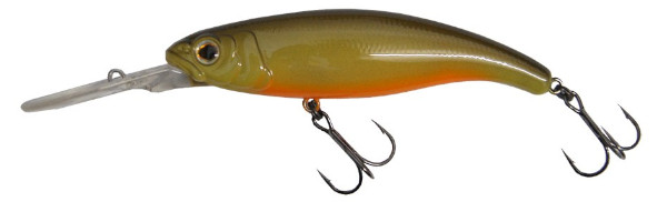 Fox Rage Slick Stick 6 & 9cm (11 Optionen) - Hot Olive