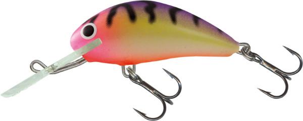 Salmo Hornet 5cm, USA Farben! (23 Optionen) - Uv Bubblegum Stripe