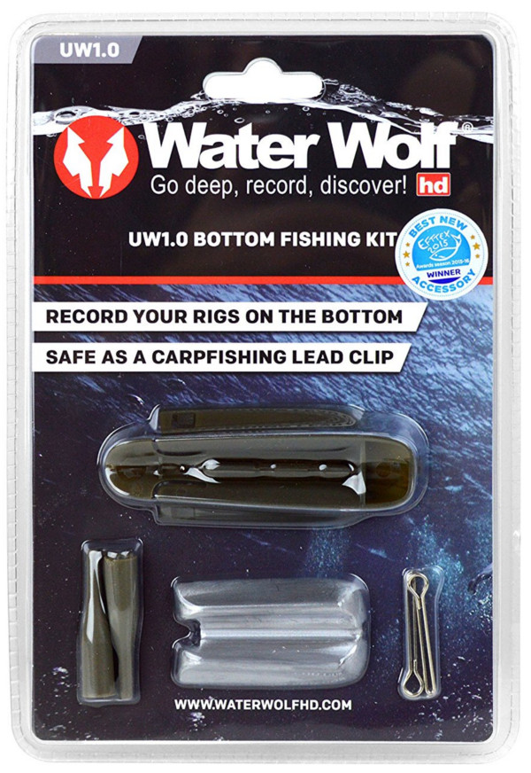 Waterwolf Accessoires (3 Optionen) - Bottom Fishing Kit