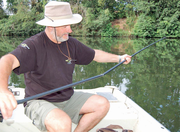 Carp Spirit Prodding Stick 4.5 m