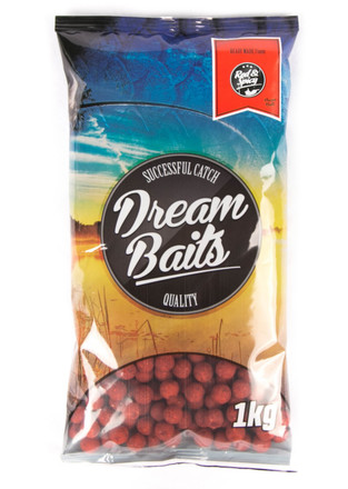 Dreambaits Red&Spicy Readymades (3 Optionen)