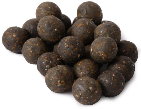 5kg Readymade Boilies (keuze uit 5 smaken) - Black Beast