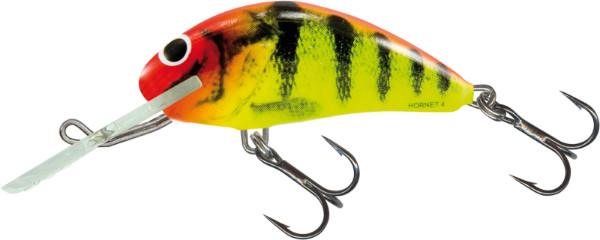 Salmo Hornet 4cm, USA Farben! (26 Optionen) - Clown Yellow Perch