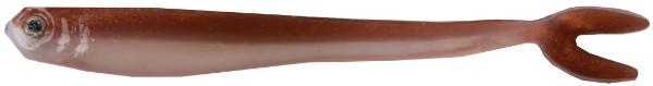 "Fishbelly Hawg Shads Split Tail 2,8"", 7 Stück (14 Optionen) - Copperback"