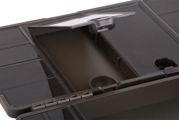Carp Zoom Tackle Safe Box