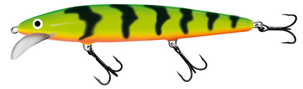 Salmo Whacky 12cm (4 Optionen) - Green Tiger (GRT)