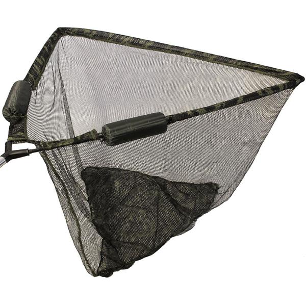 "NGT 42"" Camo Specimen Net mit Dual Net Float System"