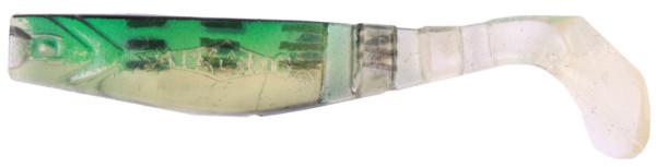 Mikado Fishunter 10.5cm, mit beigefügtem Geruchsstoff (13 Optionen) - Transparant Green