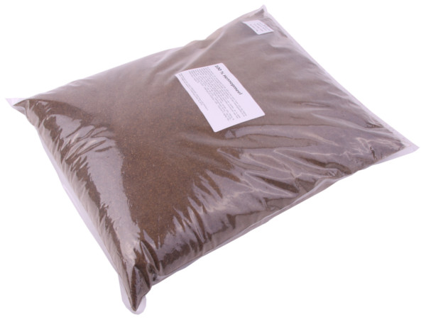 Topqualitäts Hanfmehl (Sack mit 5kg)