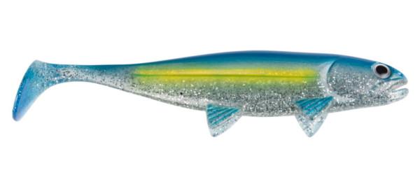 Jackson The Fish 10cm, 4 Stück! (10 Optionen) - Blue Shad