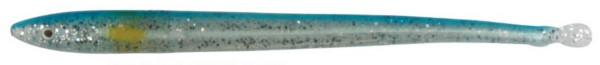 Savage Gear Sandeel Slugs (7 Optionen) - Blue Silver