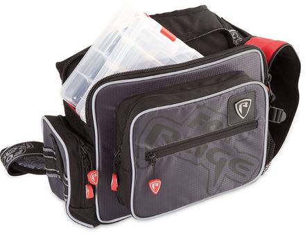 Fox Rage Voyager Shoulder Bag incl. 2 Boxen (keuze uit 2 opties)