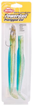 Berkley Prerigged Eel 15cm  (2 Farben)