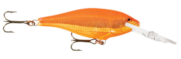 Rapala Shad Rap 07 (10 Optionen) - Goldfish