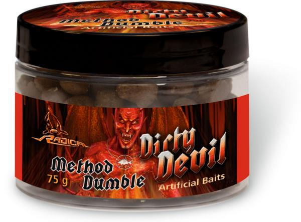 Radical Dirty Devil Method Feeder Baits (2 Optionen) - Dumbles