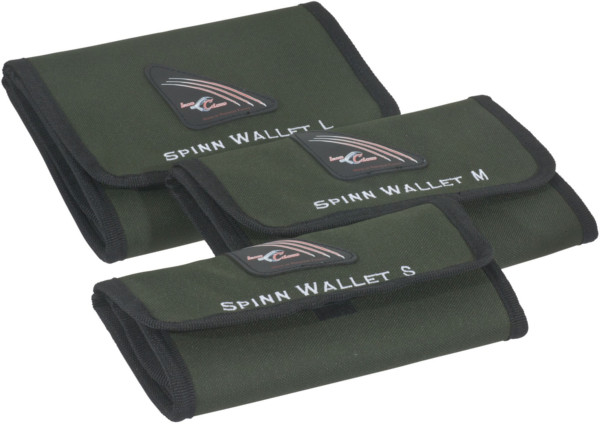 Iron Claw Spin Wallet