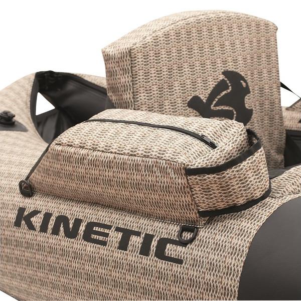 Kinetic Partizan Float Tube + Luftpumpe