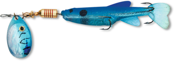 Zebco Minnow Flyer - Blue/Silver