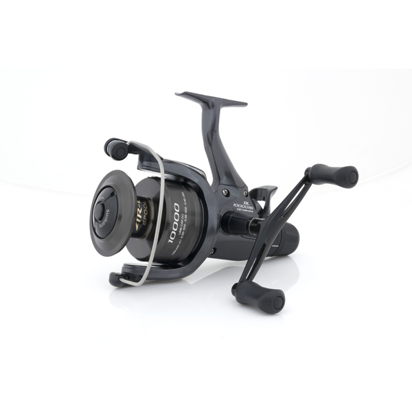 Shimano Baitrunner DL RB Reel + Deluxe Reel Case (2 Optionen)