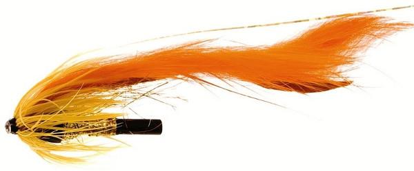 Unique Flies Jetstream Zonker, Tubenfliege für das Fliegenfischen auf Raubfische! (6 Optionen)