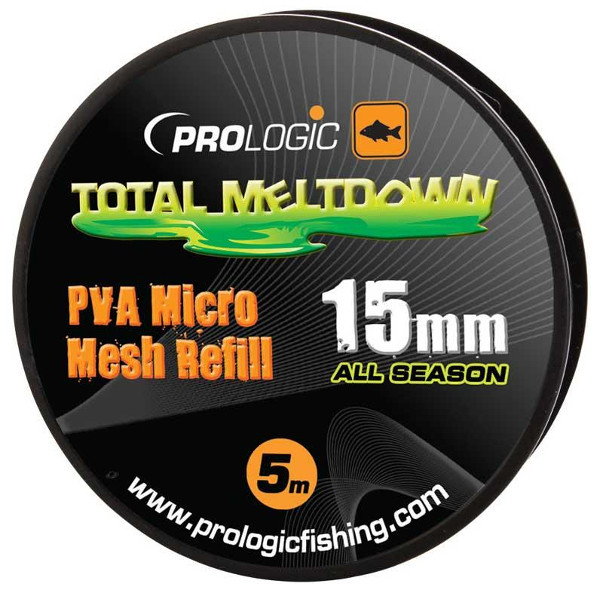 Prologic PVA All Season Micro Mesh Refill 5m