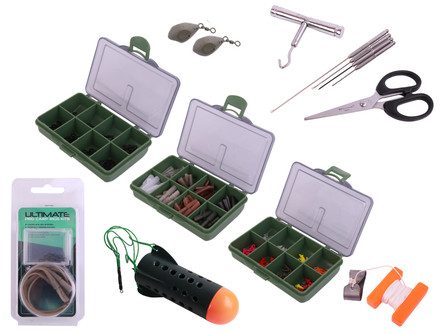 Ultimate Mega Carp Kit