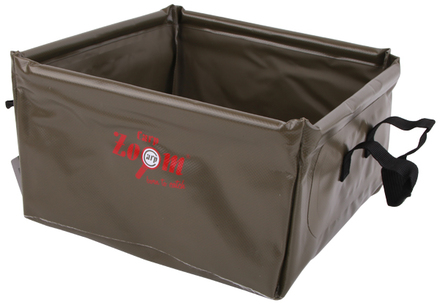Carp Zoom Foldable Square Bucket