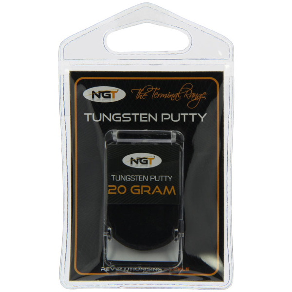 NGT High Density Black Tungsten Putty
