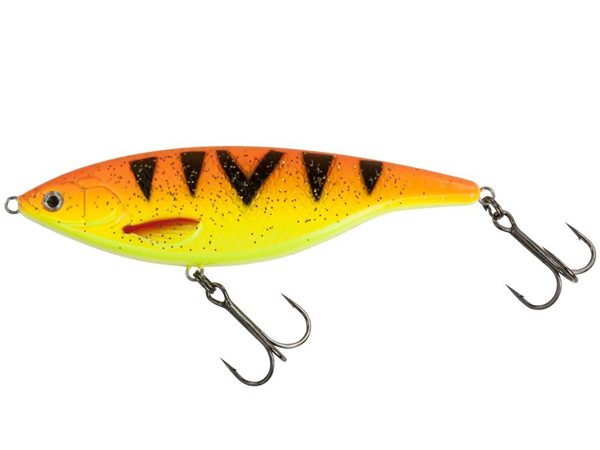 Effzett Combat Jerk - Orange Perch