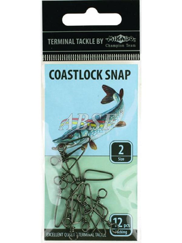 Mikado Coastlock Snap (7 Optionen)