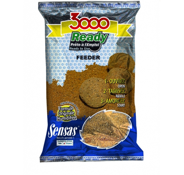 Sensas 3000 Ready Mix 1.25 kg