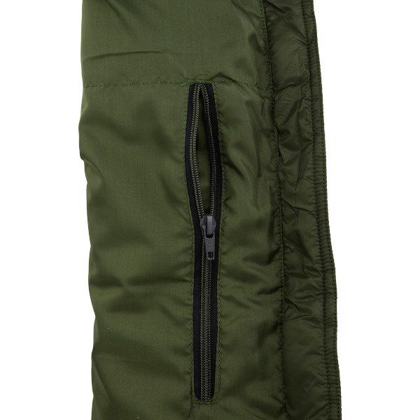 MAD Bivvy Zone Thermo Lite Vest Green (in Gr. M-XXL)