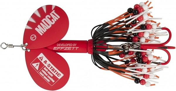 Madcat A-Static R.T. Spinner 75g - Red