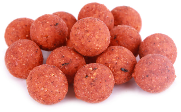 5kg Readymade Q-Boilies in 15 oder 20mm (8 Optionen) - Exotic Fruits