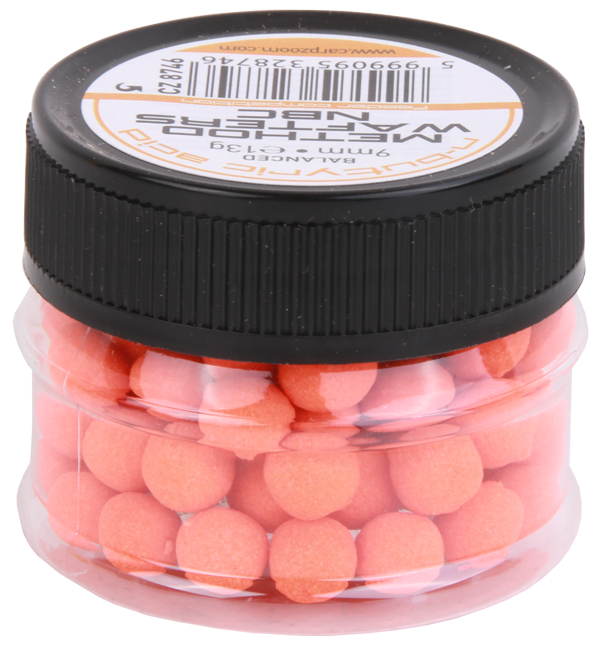 Carp Zoom Feeder Competition Method Wafters - Fluo Orange