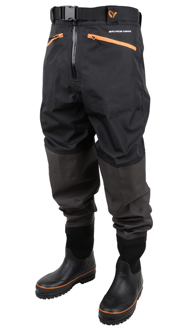 Savage Gear Breathable Waist Wader (choix entre 4 options)