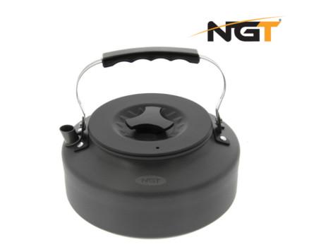 NGT 1.5L Gun Metal Aluminium Kessel