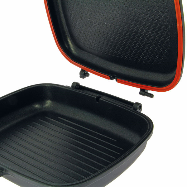 NGT Double Grill Pfanne