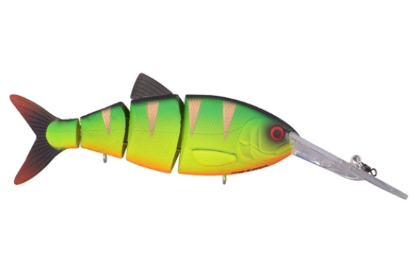 Spro Swimbait BBZ-1 Crank-N-Shad (10 Optionen) - Matt Firetiger