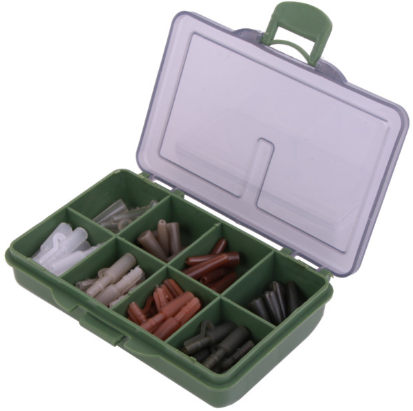 Ultimate Carp Safety Clip Kit 80-teilig