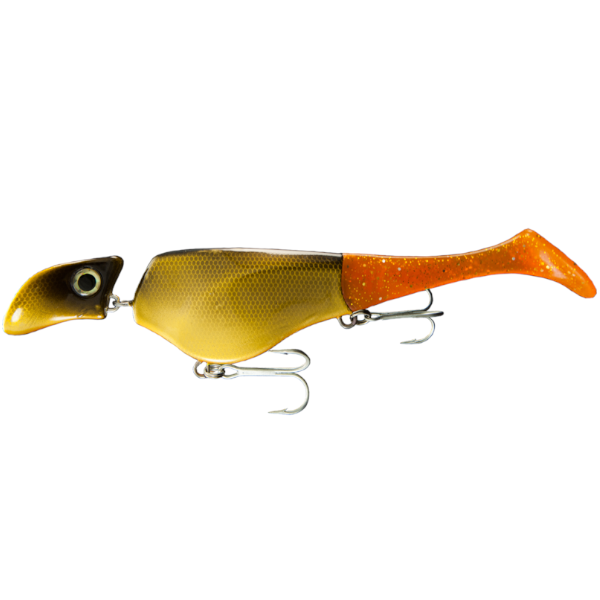 Headbanger Shad 22 cm Floating 61g (mehrere Optionen) - Dirty Roach