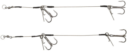 Headbanger Double Stinger mit Spikes, 2 Stück (3 Optionen)