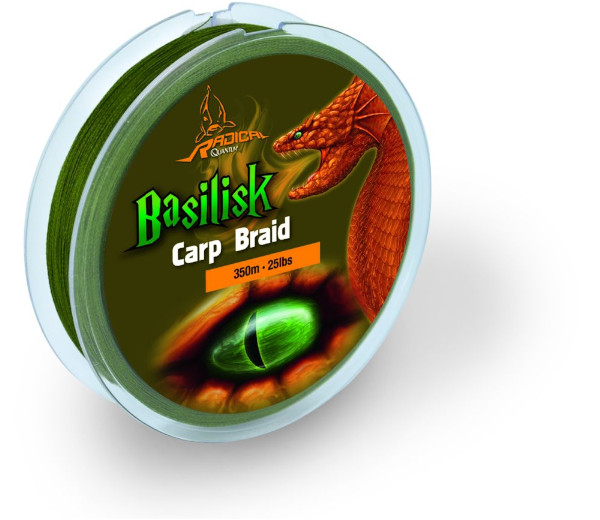 Radical Basilisk Carp Braid (6 Optionen)
