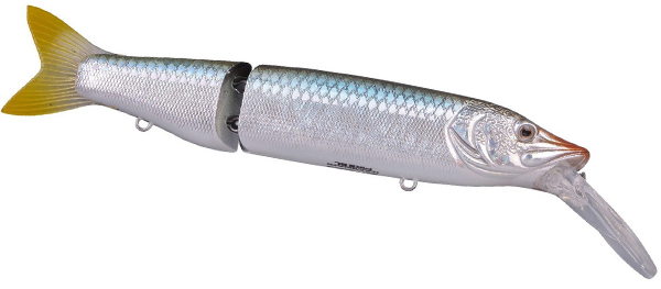 Spro Kaminari Pike LL - Blue Back Herring