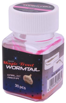 Quantum Magic Trout Worm Tail 45mm, 15 St. (5 Optionen)